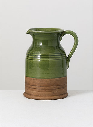 Pitcher Green/Brown