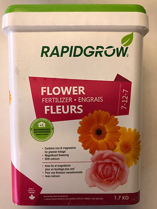 Fertilizer Rapidgrow Flower Food 1.7 kg