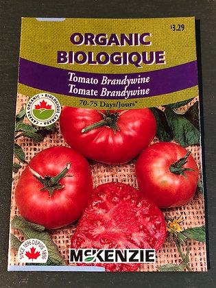 Tomato Brandywine - McKenzie Organic