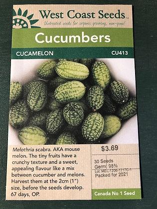 Cucamelon  -  West Coast Seed