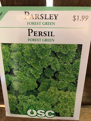 Seed - OSC - Parsley Forest Green
