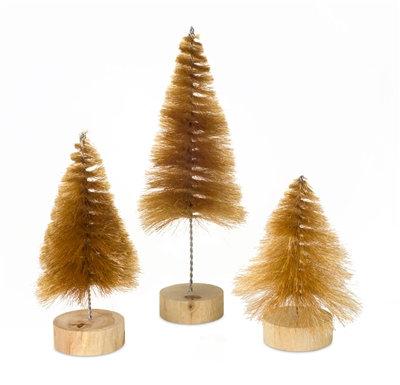 """Mini Tree Gold 6.5"""" - 12"""""""