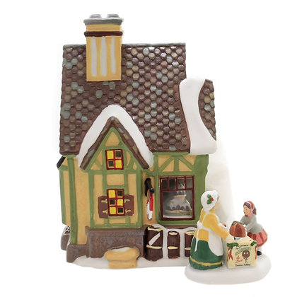 Dept 56 Mrs Perrywell's Puddings