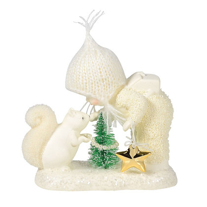 Snowbabies Ornament The Littlest Tree