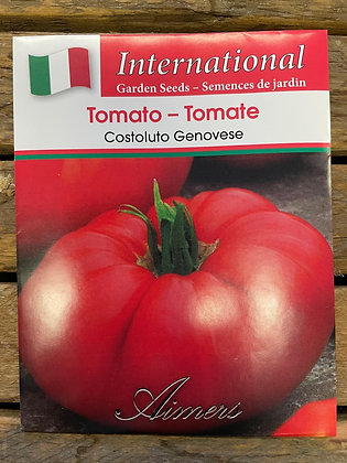 Tomato Costoluto Genovese  -  Aimers International
