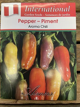 Pepper Aroma Chili  -  Aimers International