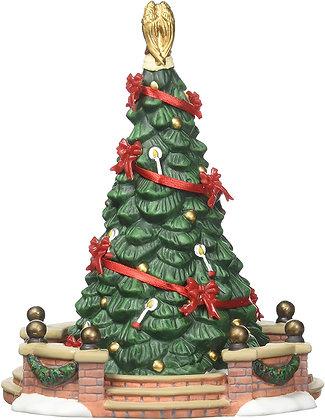 Dept 56  Dickens Town Tree