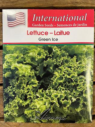Lettuce Green Ice  -  Aimers International