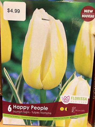 Tulip - Happy People