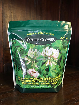 Grass Seed - White Clover