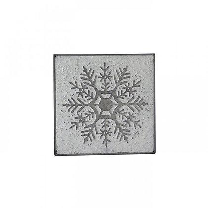 "Metal Snowflake Wall Art 15"""