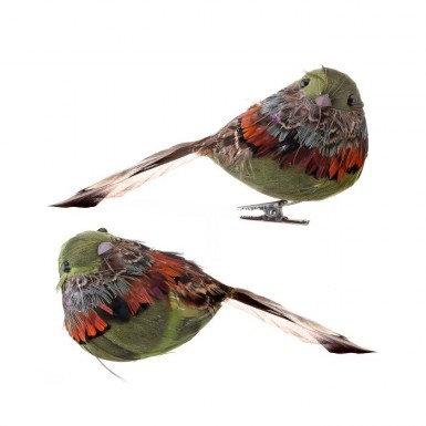 """Aspen Feathered Bird 6"""""""