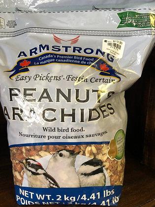 Birdseed Peanuts 2kg