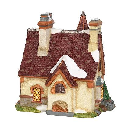 Dept 56 Victorian Grange House
