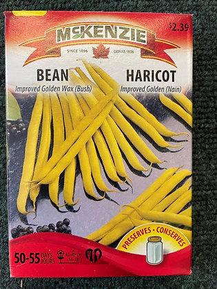 Bean Golden Wax - McKenzie