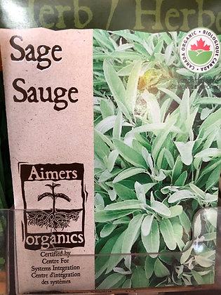 Sage  -  Aimers Organic
