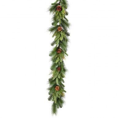 """Garland 60"""" Juniper Cedar Pine"""
