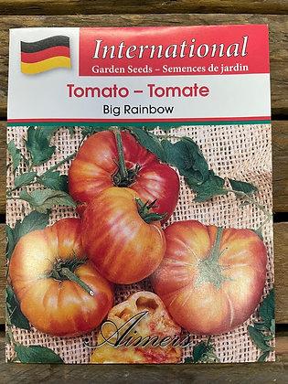 Tomato Big Rainbow  -  Aimers International