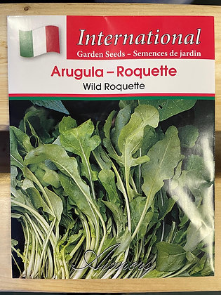 Arugula Wild Roquette  -  Aimers International