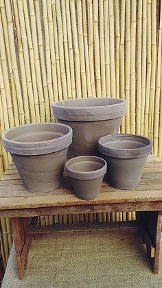Clay Pot Basalt  (Select Size)