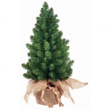"20"" Burlap Tree"