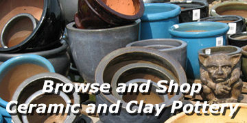 Shop Onsite or Online for Ceramic Pottery