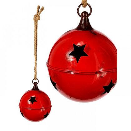 "Jingle Bell Ornament 8"""