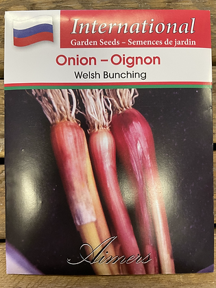 Onions Welsh Bunching  -  Aimers International