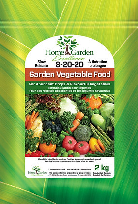 HGE Garden Vegetable