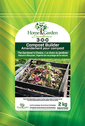 HGE Compost Builder 3-0-0