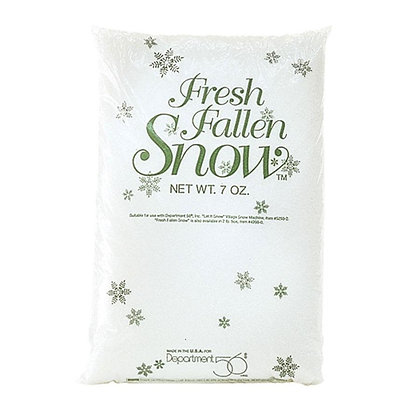 Dept 56 Fresh Fallen Snow 7 oz