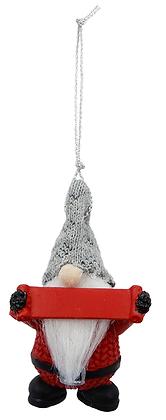 Mini Gnome Customizable Ornament
