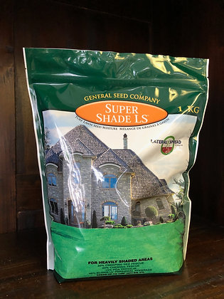 Grass Seed - Supershade - 25 lb