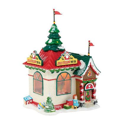Dept 56  Jolly Toy Company