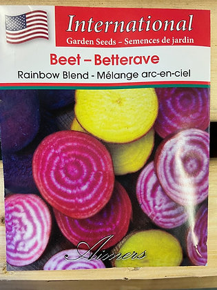Beet Rainbow  Blend  -  Aimers International