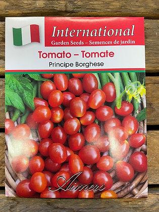 Tomato Principe Borghese  -  Aimers International