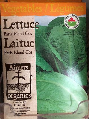 Lettuce Paris Island Cos - Aimers