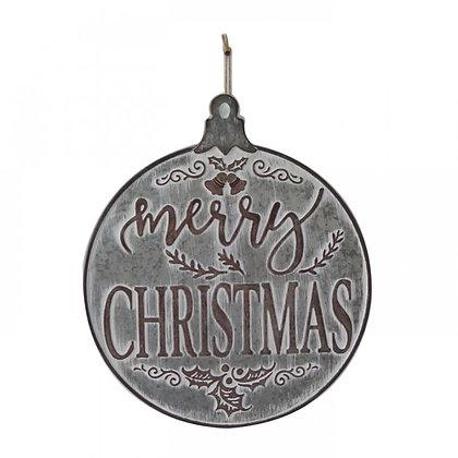 """Merry Christmas Wall Decor 16"""""""