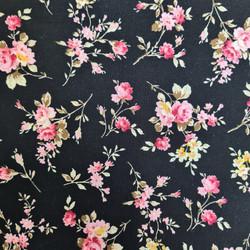 SC.Fleurs noir