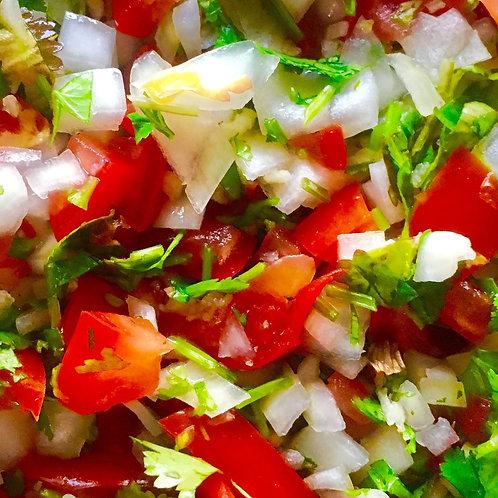 Garden Salsa Pepper