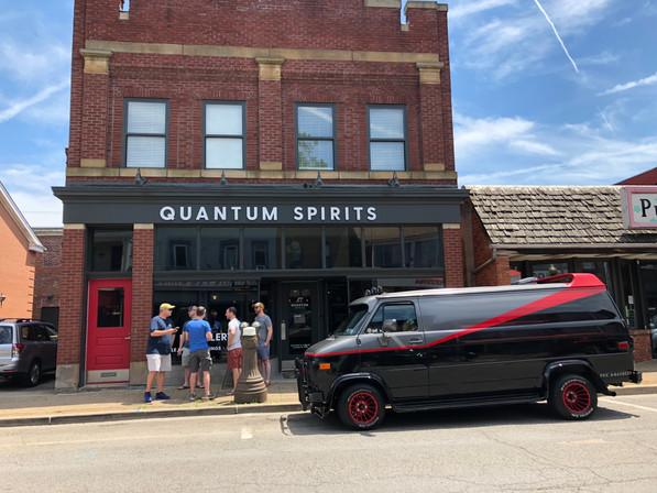 Quantum Spirits