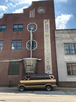 Old Ft Pitt Brewery in Sharpsburg