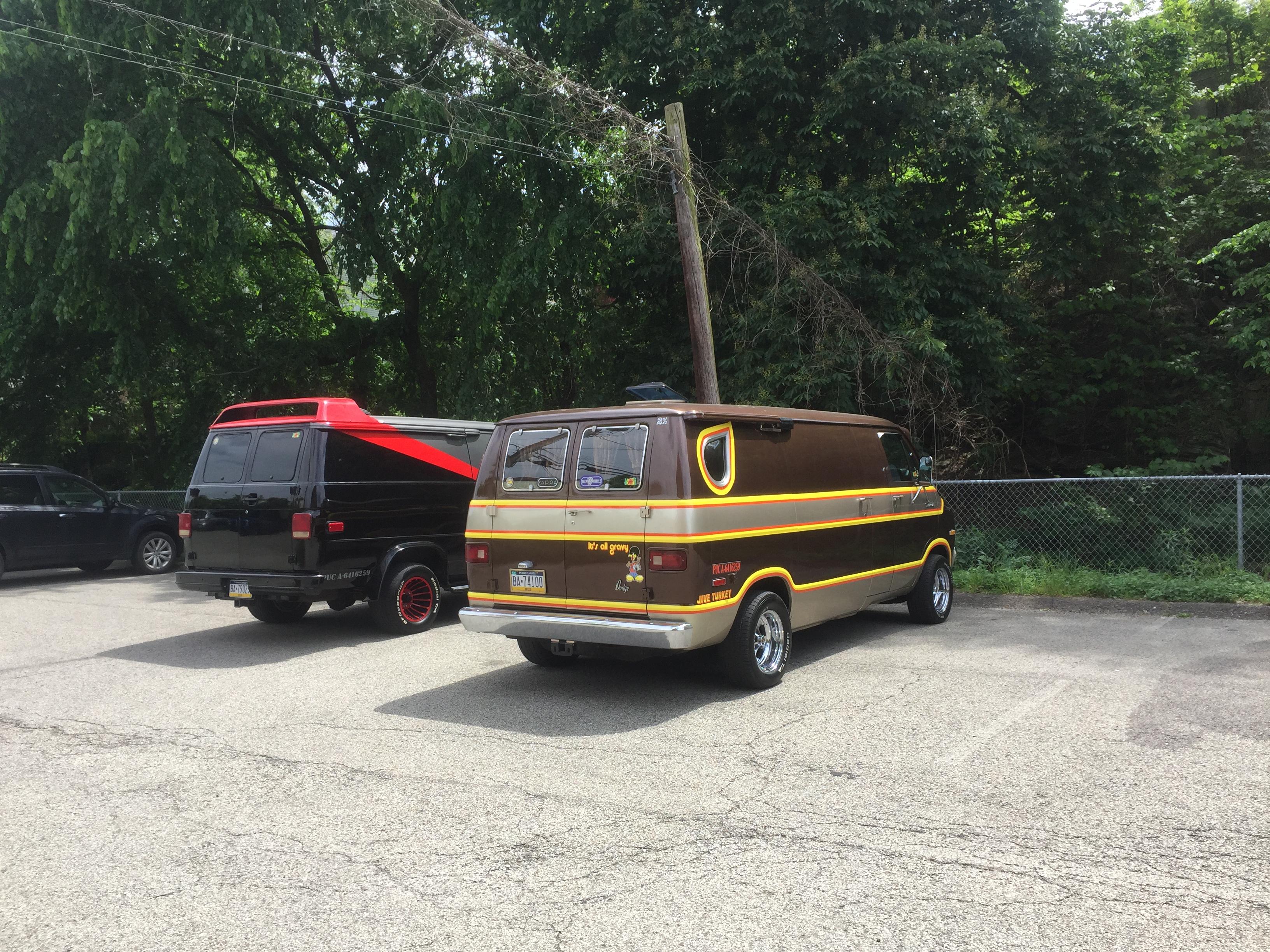 Grist House Back Parking Lot