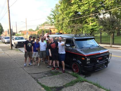 A-Team Crew