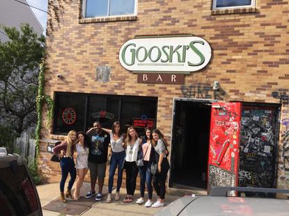 Gooski's Takeover!