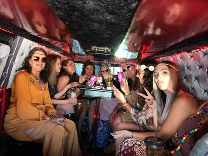 Bachelorette Crew