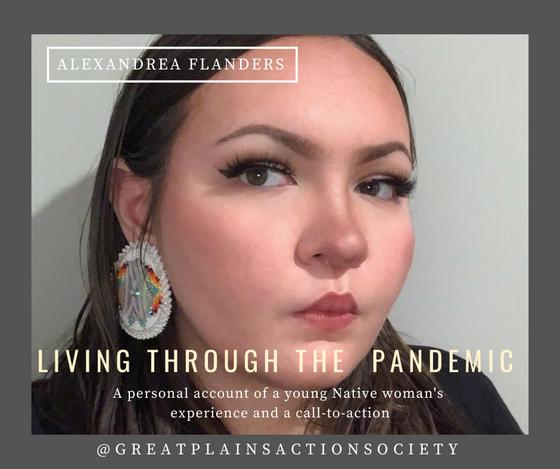 Alexandrea Flanders: Living Through the Pandemic