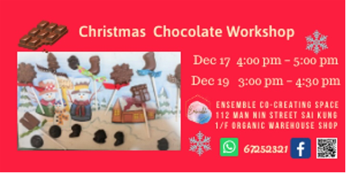 Christmas Chocolate Workshop