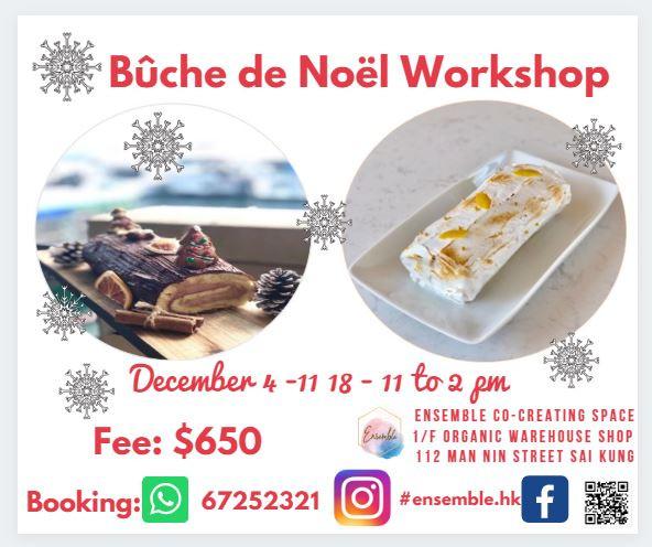 Bruche de Noel Workshop