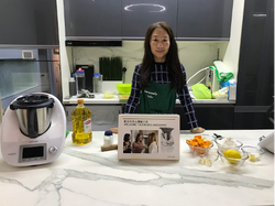 thermomix cooking demo
